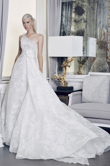 RK8485 Wedding                                          dress by Romona Keveza Collection