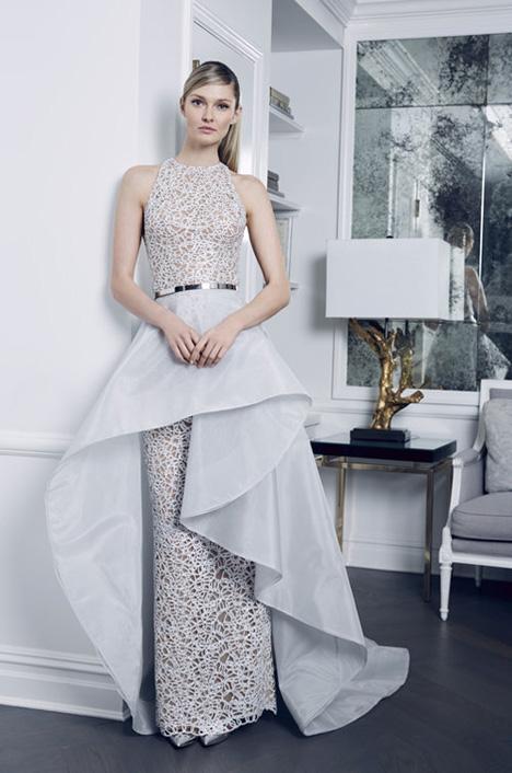 RK8486 Wedding                                          dress by Romona Keveza Collection