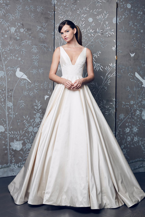 L8154 Wedding                                          dress by Legends Romona Keveza
