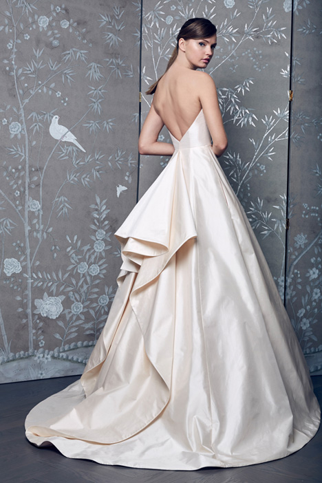 L8155 (back) Wedding                                          dress by Legends Romona Keveza