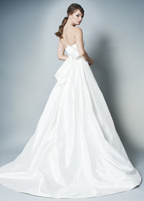 RB010 (back) Wedding                                          dress by Romona