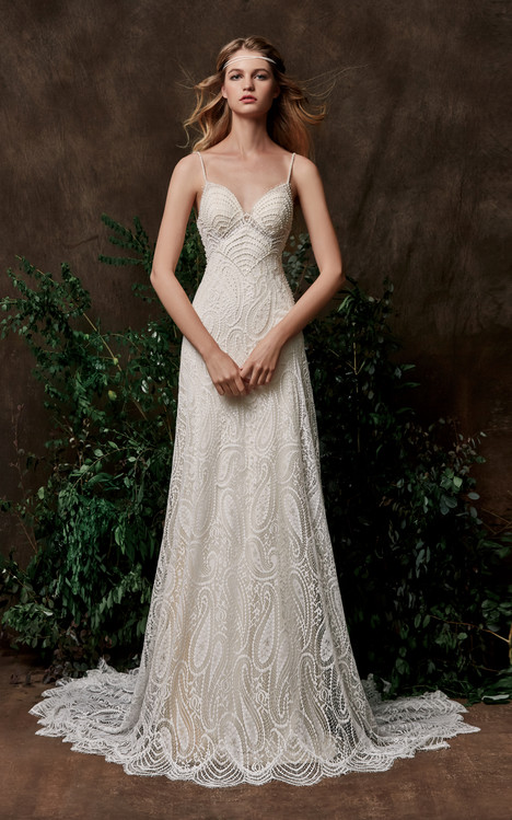 Ellie Wedding                                          dress by Chic Nostalgia