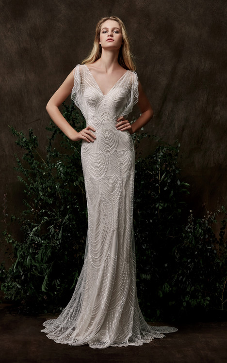 Fern Wedding                                          dress by Chic Nostalgia