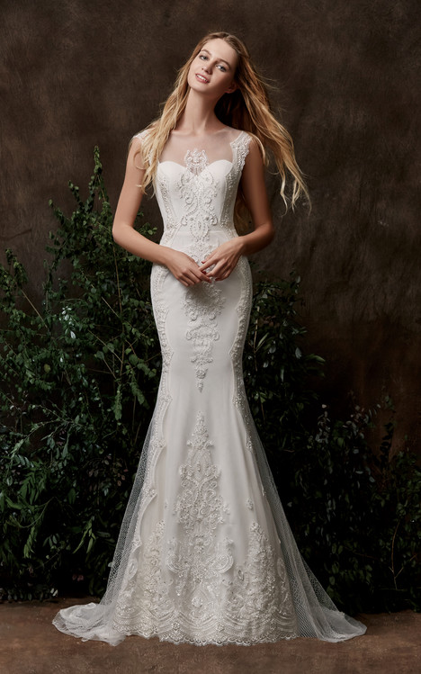 Flora Wedding                                          dress by Chic Nostalgia