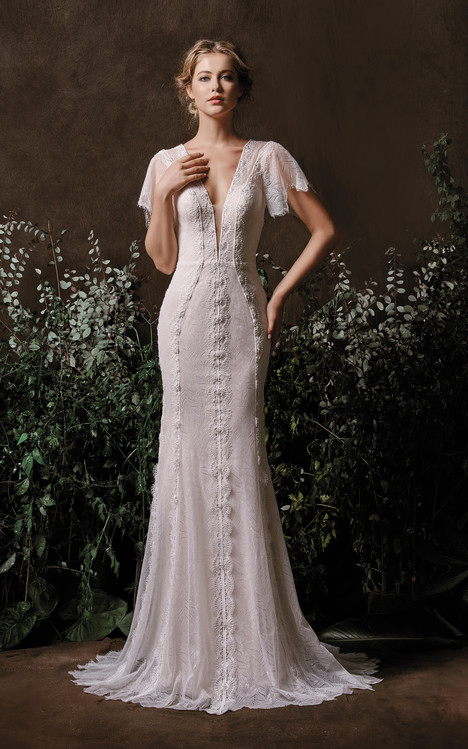 Pixy Wedding                                          dress by Chic Nostalgia