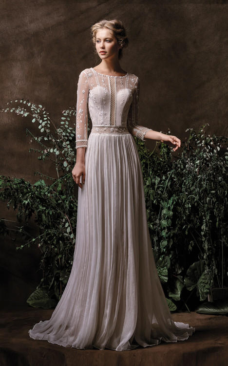 Rosetta Wedding                                          dress by Chic Nostalgia
