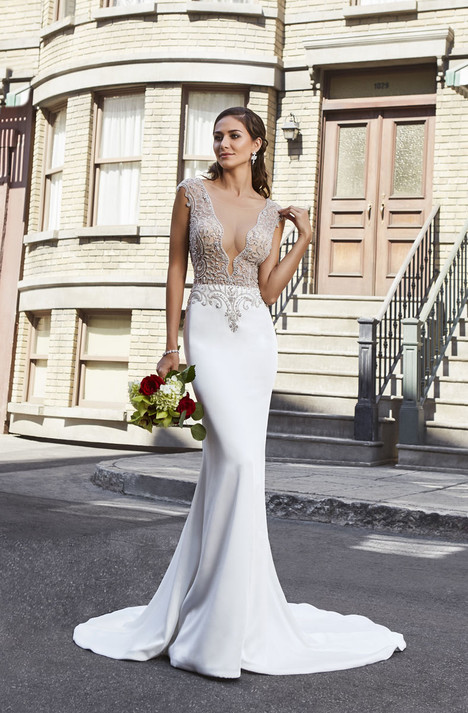 Rosetta (K1897) Wedding                                          dress by KittyChen Couture