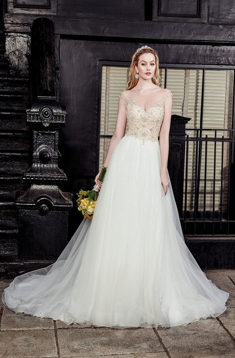 Roxy (K1878) Wedding                                          dress by KittyChen Couture