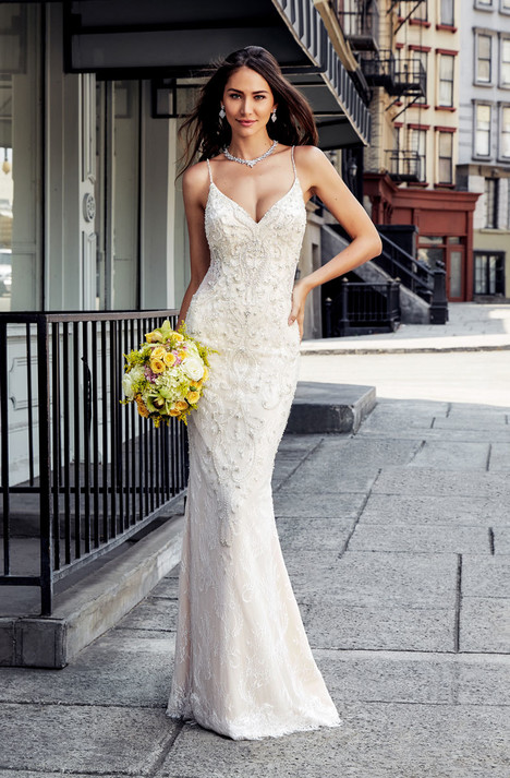 Tyra (K1885) Wedding                                          dress by KittyChen Couture