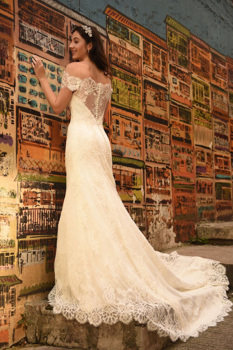 Alessandra Wedding                                          dress by Augusta Jones