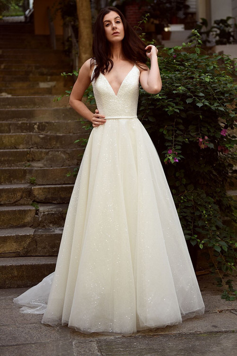 Zarra Wedding                                          dress by Augusta Jones