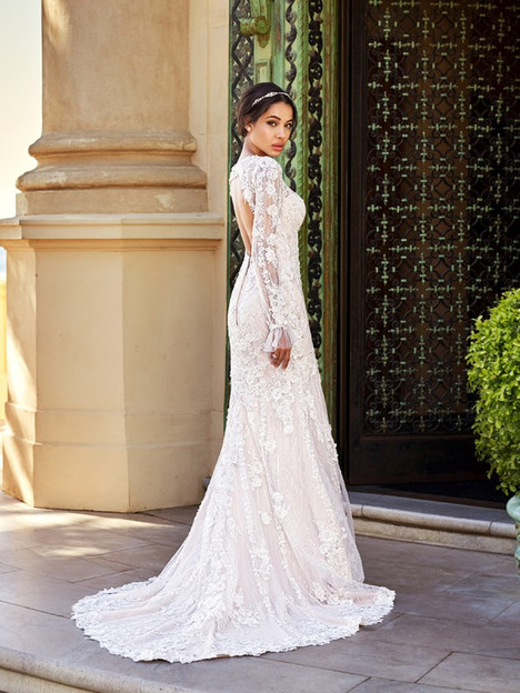 Gadot (Back) Wedding dress by Val Stefani