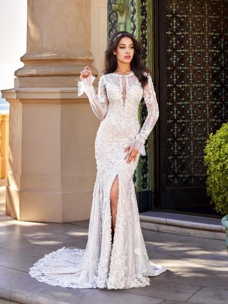 Gadot Wedding                                          dress by Val Stefani
