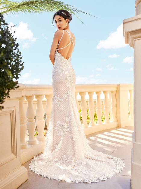 Gia (Back) Wedding                                          dress by Val Stefani