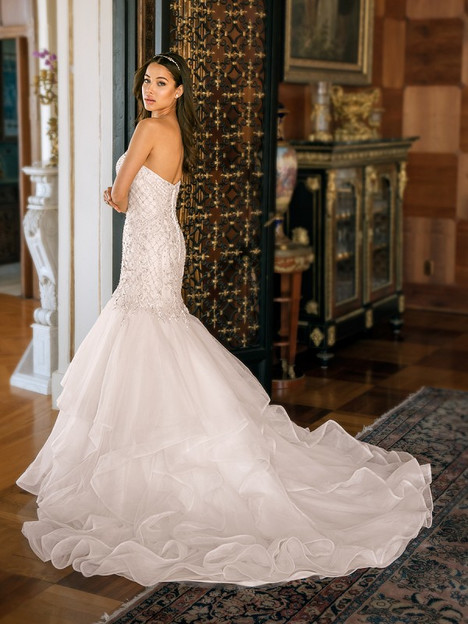 Monroe (Back) gown from the 2018 Val Stefani collection, as seen on dressfinder.ca