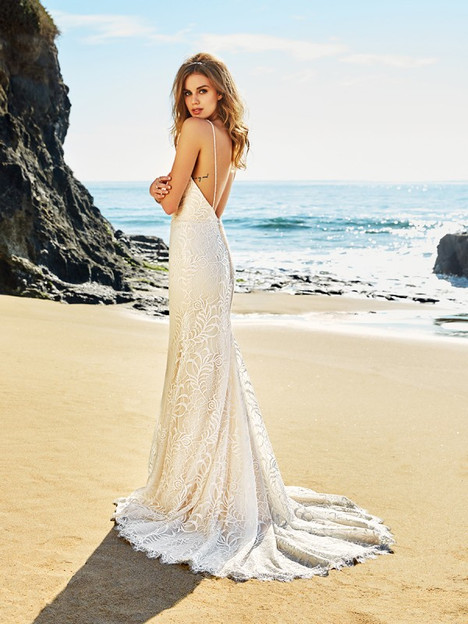 Bondi (Back) Wedding                                          dress by Simply Val Stefani