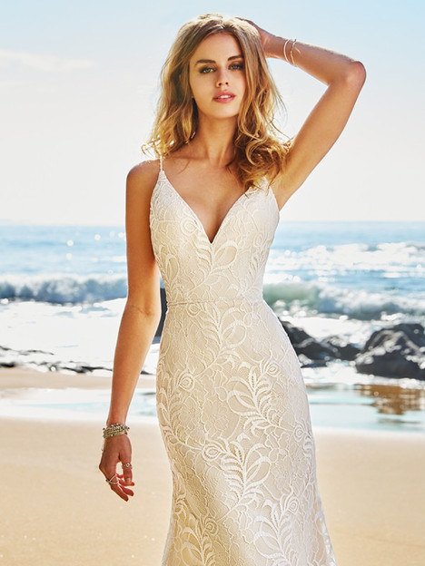 Bondi Wedding                                          dress by Simply Val Stefani