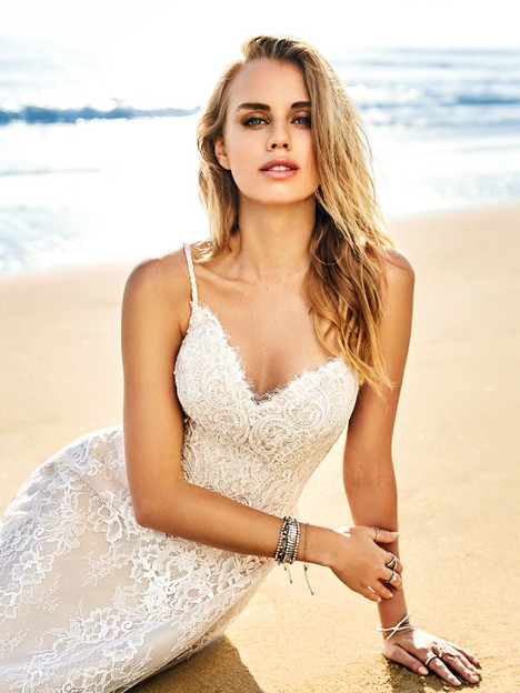 Cali Wedding                                          dress by Simply Val Stefani