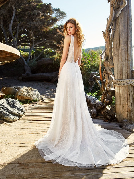 Skye (Back) Wedding                                          dress by Simply Val Stefani