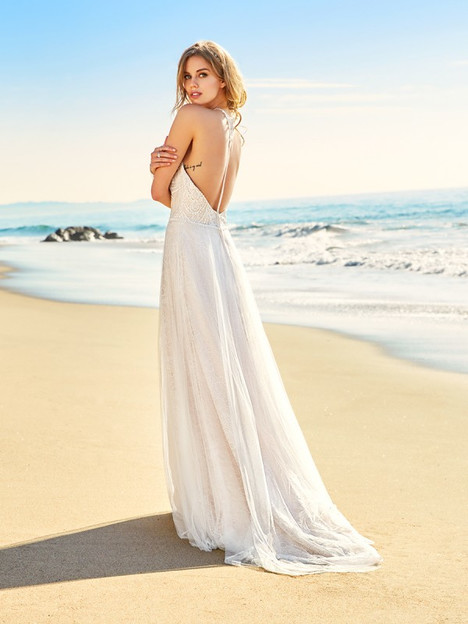 Solstice (Back) Wedding                                          dress by Simply Val Stefani