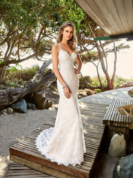 Waverly James Wedding                                          dress by Simply Val Stefani