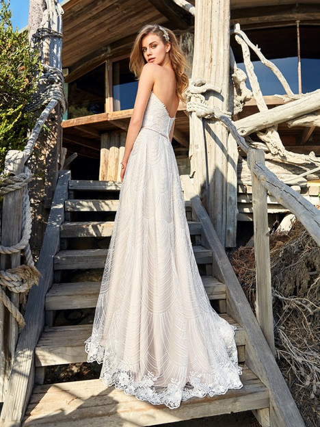 Zuma (Back) Wedding                                          dress by Simply Val Stefani