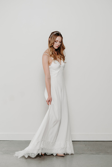 Ophelia Wedding                                          dress by Pure Magnolia