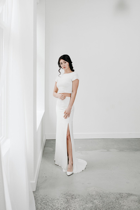 Darian Wedding                                          dress by Pure Magnolia