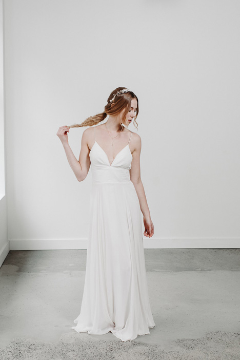 Sofia Wedding                                          dress by Pure Magnolia