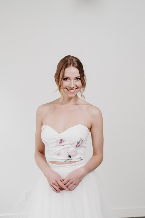 Holly (Top) Wedding                                          dress by Pure Magnolia