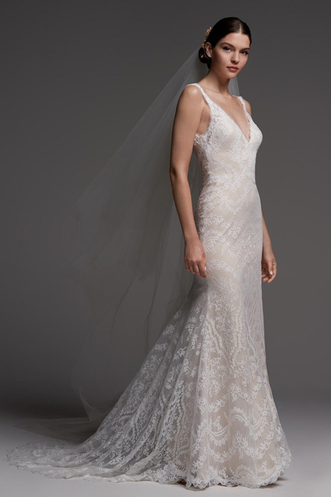 Eugenie Wedding                                          dress by Watters Brides