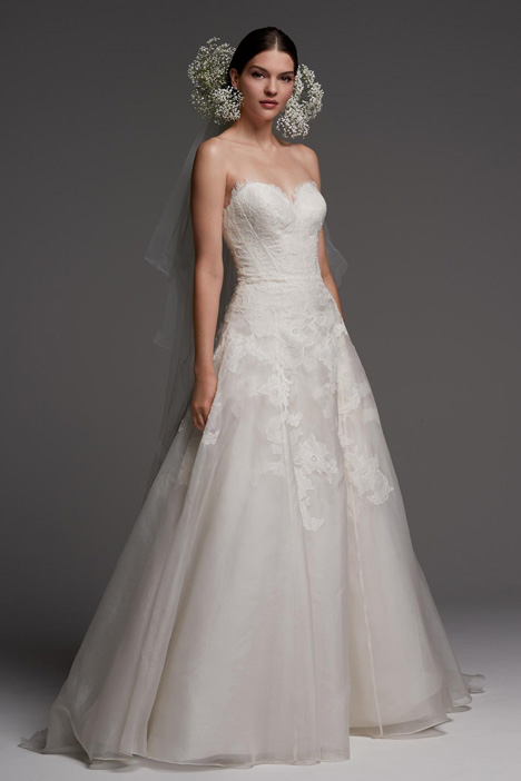 Luxembourg Wedding                                          dress by Watters Brides