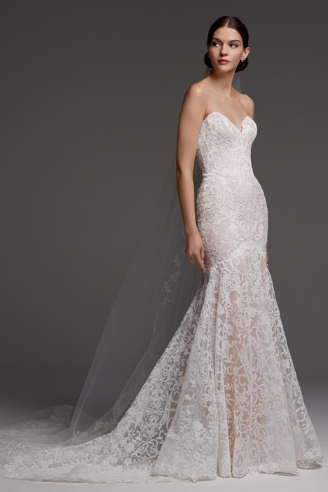 Medici Wedding                                          dress by Watters Brides