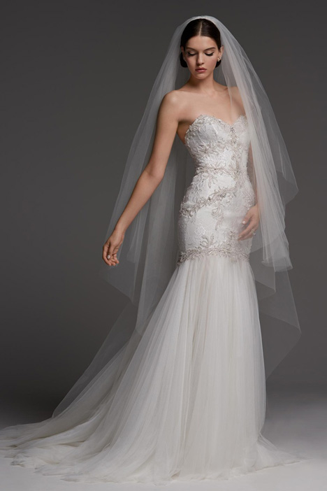 Monaco Wedding                                          dress by Watters Brides