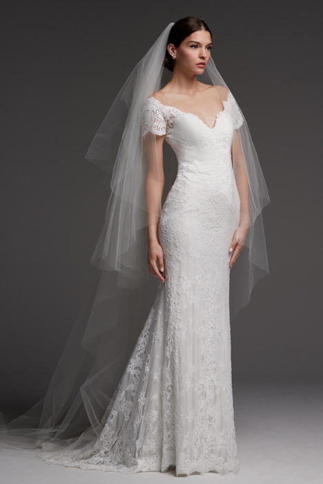Visconti Wedding                                          dress by Watters Brides