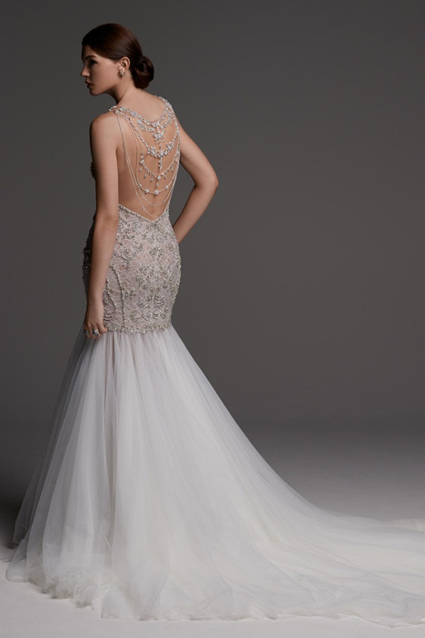 Xenia (Back) Wedding                                          dress by Watters Brides