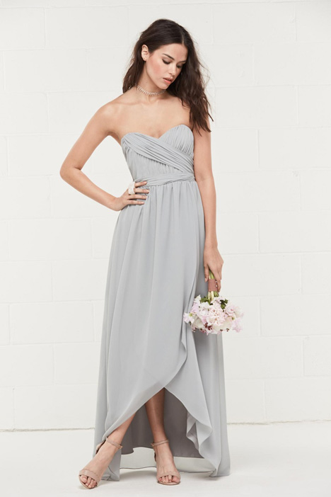 401 Bridesmaids                                      dress by Wtoo Bridesmaids