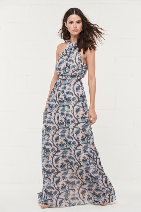 403 (Passaro Print) Bridesmaids                                      dress by Wtoo Bridesmaids