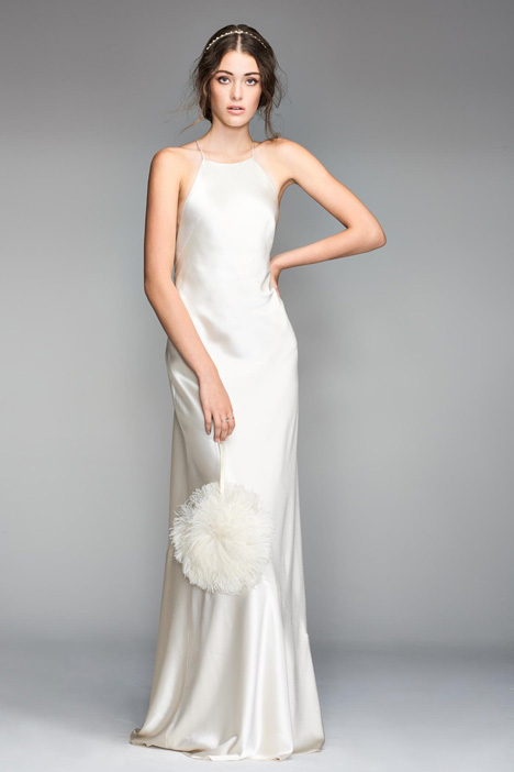 Gemini Wedding                                          dress by Watters: Willowby