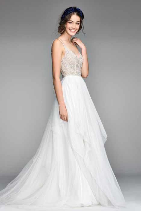 Nova Wedding                                          dress by Watters: Willowby