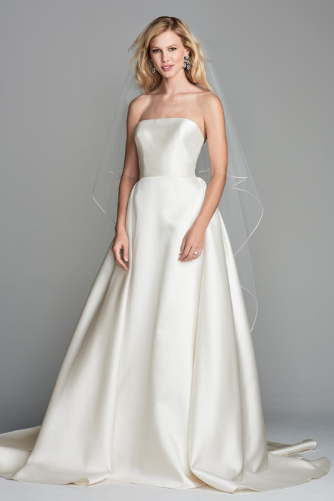 Atlee Wedding                                          dress by Wtoo Brides