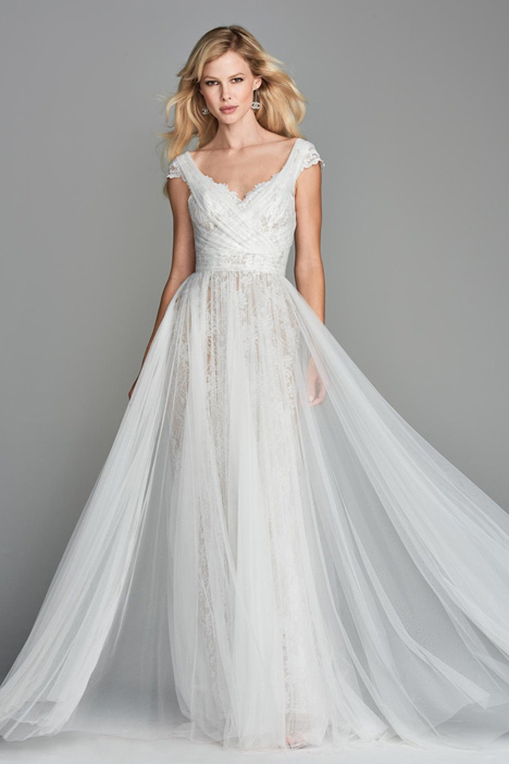 Fairley Wedding                                          dress by Wtoo Brides
