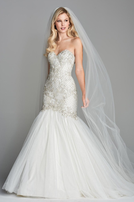 Lindell Wedding                                          dress by Wtoo Brides