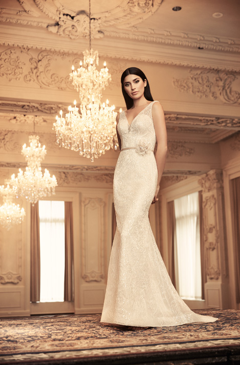 4804 Wedding                                          dress by Paloma Blanca