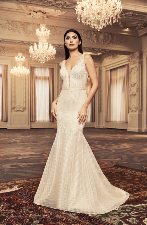 4806 Wedding                                          dress by Paloma Blanca