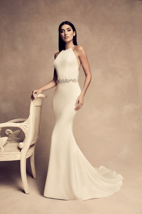 4809 Wedding                                          dress by Paloma Blanca