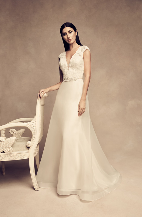 4810 Wedding                                          dress by Paloma Blanca