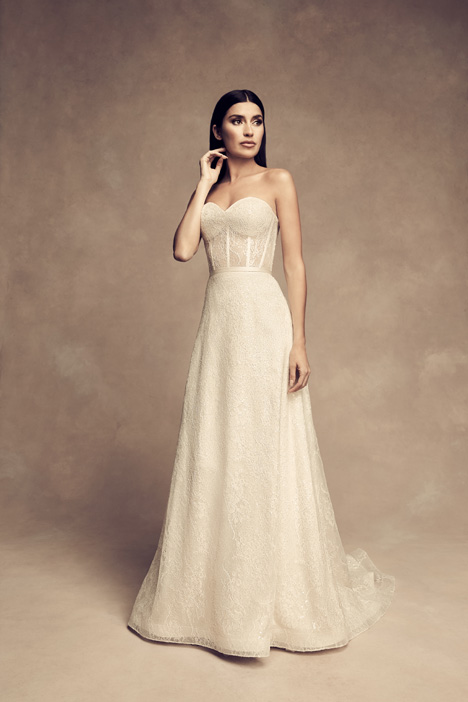 4812 Wedding                                          dress by Paloma Blanca