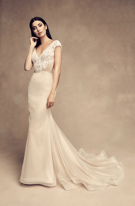 4813 Wedding                                          dress by Paloma Blanca