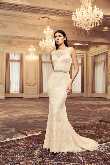 4815 Wedding                                          dress by Paloma Blanca